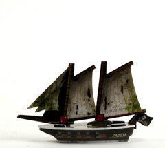 Pirates of the Revolution Pirates 011 - Panda (Ship) - Pirates of the Revolution