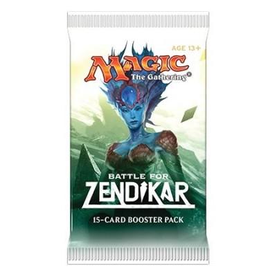 Boosters Battle for Zendikar