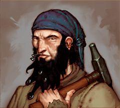 Pirates of the Revolution Pirates 120 - Shipwright (Treasure) - Pirates of the Revolution