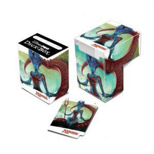 Boites de rangement illustrées Accessoires Pour Cartes Bataille de Zendikar - Deck Box - Kiora