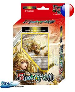 Starters Force of Will Force of Will Starter Deck - Lumiere - Faria, La Reine Sacrée