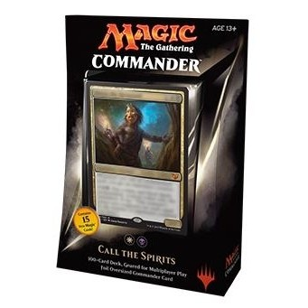 Decks Préconstruits Magic the Gathering Commander 2015 - Appel Des Esprits