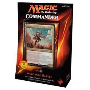 Decks Magic the Gathering Commander 2015 - Participation au combat