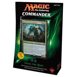 Decks Magic the Gathering Commander 2015 - Renfort des rangs