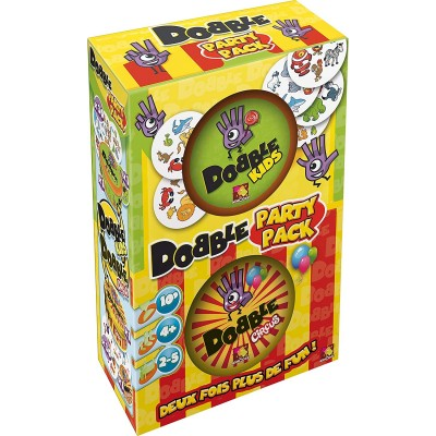 Incontournables Dobble - Party Pack