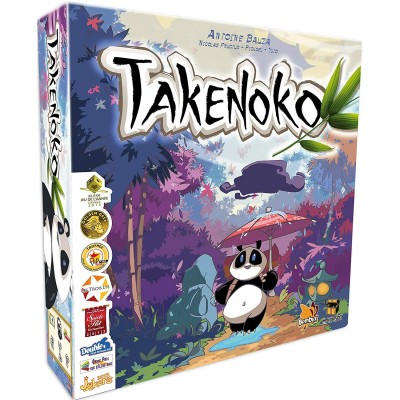 Autres jeux de plateau Takenoko