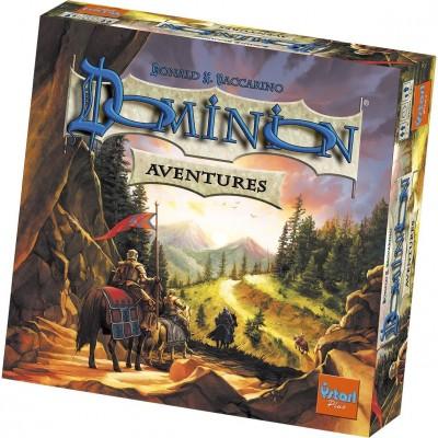 Dominion Jeux de Plateau Dominion : Aventures