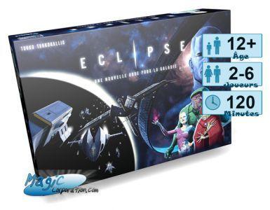 Thème : Espace Jeux de Plateau Eclipse