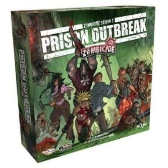 Autres jeux de plateau Zombicide - Saison 2 - Prison Outbreak (en Français)