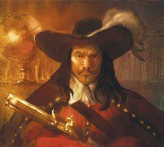 Pirates of the Revolution Pirates 034 - Woodes Rogers (Crew) - Pirates of the Revolution