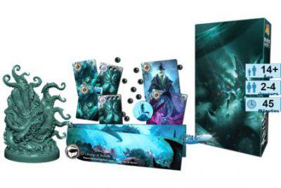 Autres jeux de plateau Jeux de Plateau Abyss - Extension Kraken