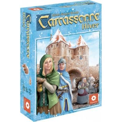 Carcassonne Jeux de Plateau Carcassonne Hiver
