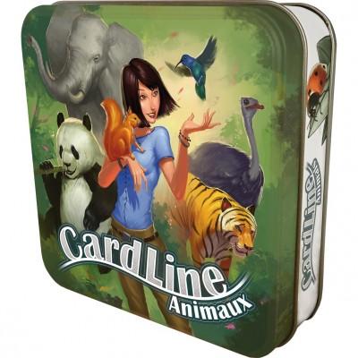 Cardline Petits Jeux Cardline - Animaux