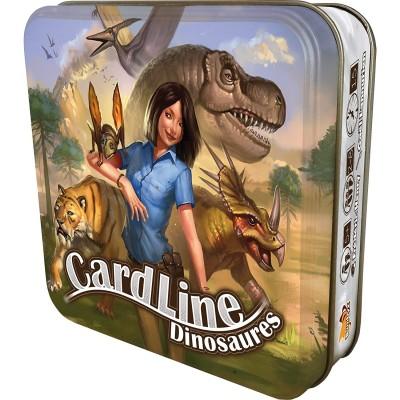 Cardline Petits Jeux Cardline - Dinosaure