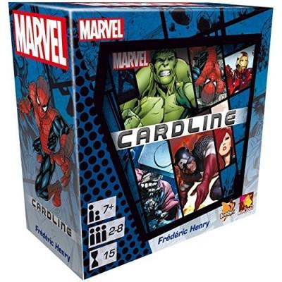 Cardline Petits Jeux Cardline - Marvel