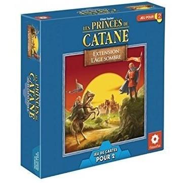 Catane Jeux de Plateau Princes De Catane: Extension L'âge Sombre