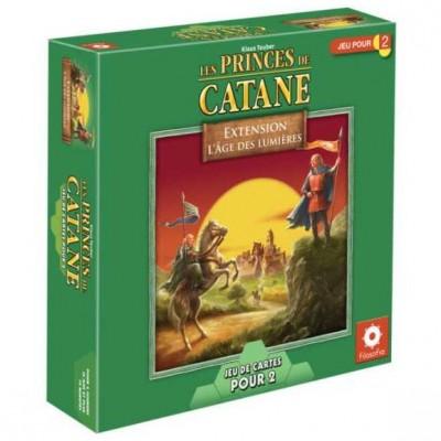 Catane Jeux de Plateau Princes De Catane: Extension L'âge Des Lumières
