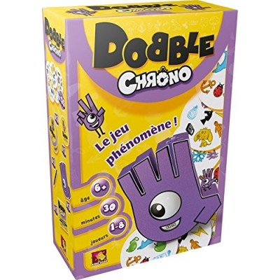 Incontournables Petits Jeux Dobble - Chrono