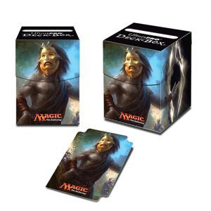 Boite de rangement illustrée Magic the Gathering Commander 2015 - Daxos le Reparu