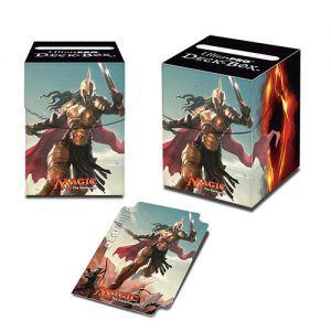 Boites de rangement illustrées Accessoires Pour Cartes Commander 2015 - Deck Box - Kalemnée, disciple d'Iroas