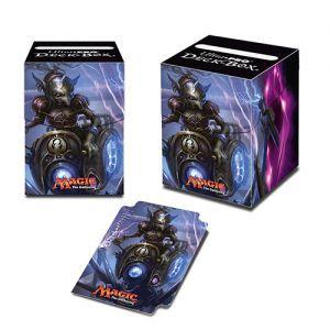 Boites de rangement illustrées Accessoires Pour Cartes Commander 2015 - Deck Box - Mizzix de l'Izmagnus