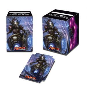 Boite de rangement illustrée Magic the Gathering Commander 2015 - Mizzix de l'Izmagnus