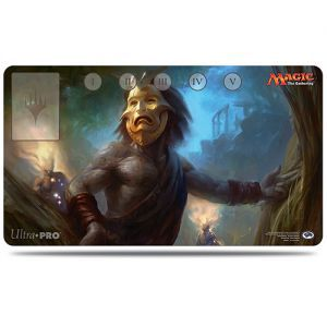 Tapis de Jeu Magic the Gathering Commander 2015 - Playmat - Daxos le Reparu