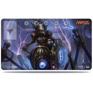 Tapis de Jeu Magic the Gathering Commander 2015 - Playmat - Mizzix de l'Izmagnus