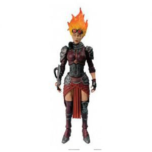 Figurines Legacy Collection Magic the Gathering Chandra Nalaar