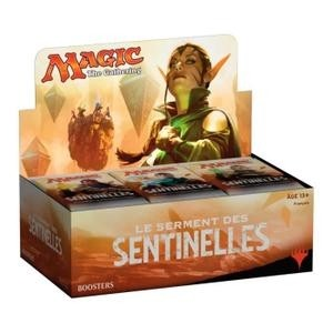 Boites de Boosters Le serment des Sentinelles - Boite de 36 boosters Magic