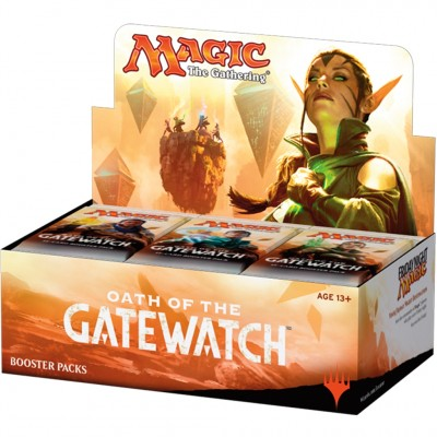 Boite de Boosters Oath Of The Gatewatch - 36 Draft Boosters