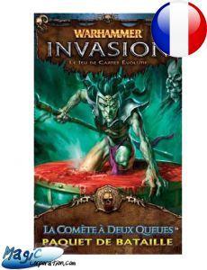 Warhammer Invasion Autres jeux de cartes Cycle de Morrslieb - La comète à deux queues