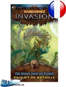 Warhammer Invasion Autres jeux de cartes Cycle de Morrslieb - Des signes dans les étoiles