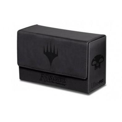 Boites de rangement illustrées Accessoires Pour Cartes Deck Box - Double Flip - Mana Noir Marais