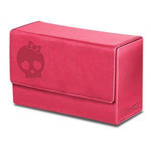 Boites de rangement illustrées Accessoires Pour Cartes Deck Box Ultra Pro - Double Flip - Mana Rose - ACC