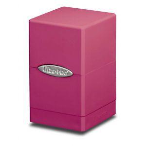 Boites de Rangements Accessoires Pour Cartes Satin Tower - Rose