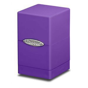 Boites de Rangements Satin Tower - Violet