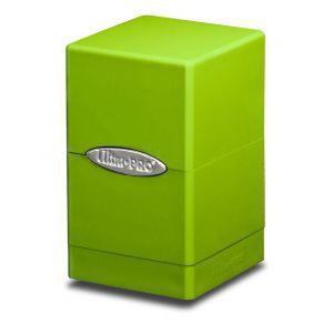 Boites de Rangements Accessoires Pour Cartes Satin Tower - Vert Citron