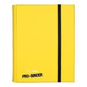 Portfolios  A4 Pro-Binder - Jaune