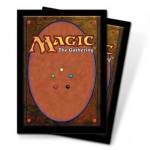 Protèges Cartes illustrées 40 Oversized - Dos Carte Magic