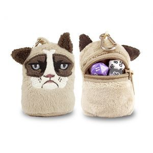 Dés et compteurs  Sac Dés - Grumpy Cat