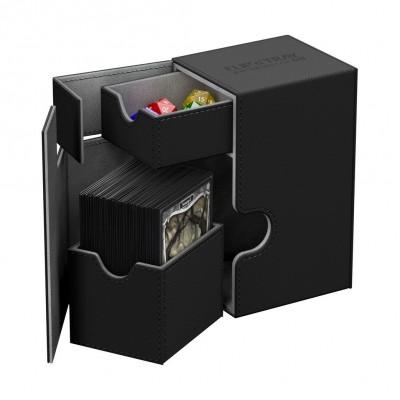 Boites de Rangements  Flip'n'tray 80+ - Xenoskin - Noir