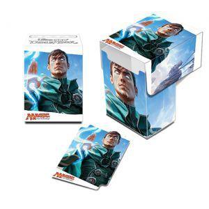 Boites de rangement illustrées Accessoires Pour Cartes Le Serment des Sentinelles - Deck Box - Jace