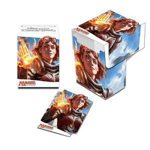Boites de rangement illustrées Accessoires Pour Cartes Le Serment des Sentinelles - Deck Box - Chandra
