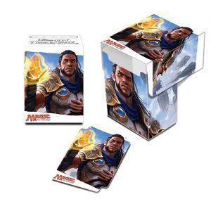Boites de rangement illustrées Accessoires Pour Cartes Deck Box Ultra Pro - Le Serment Des Sentinelles - Gideon - Acc