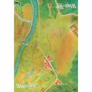 Thème : Véhicules Jeux de Plateau Countryside : Wings Of War PlayMat
