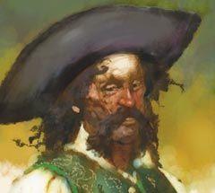 Pirates of the Barbary Coast Pirates 069 - Dominick Freda (Crew) - Pirates of the Barbary Coast
