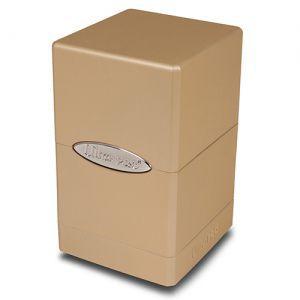 Boites de Rangements Accessoires Pour Cartes Satin Tower - Caramel Metallic