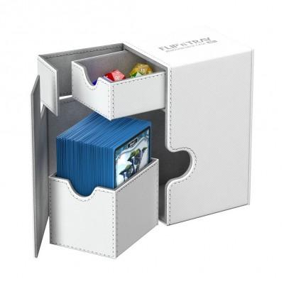 Boites de Rangements Accessoires Pour Cartes Deck Box Ultimate Guard - Blanc - T2 - Acc