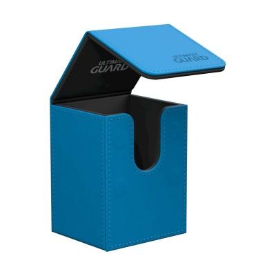 Boites de Rangements Flip Deck Case 80+ - Bleu